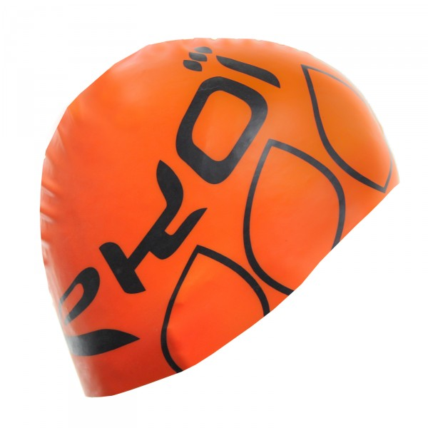 BONNET DE NATATION AQUATRI EKOI ORANGE