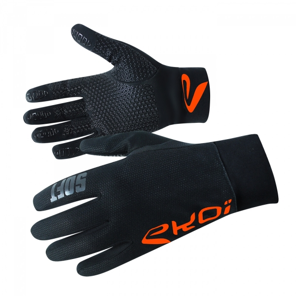 GANTS EKOI SOFT COMPETITION7 FLUO ORANGE