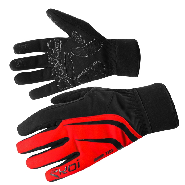 GANTS EKOI WARMTECH COMPETITION7 ROUGE