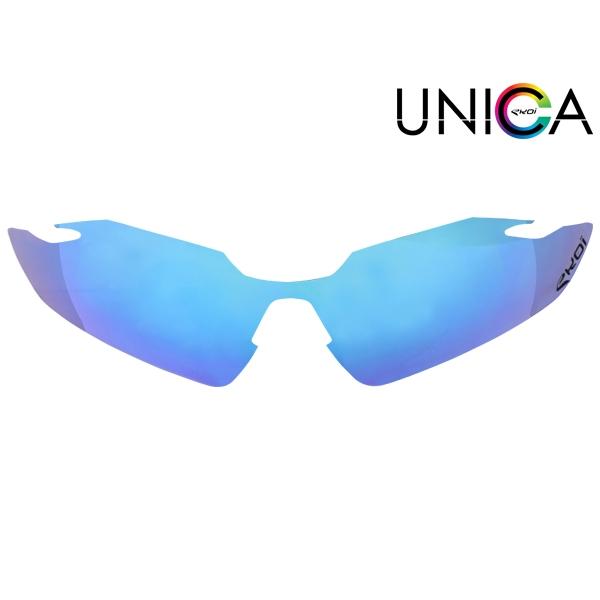 Lente UNICA CAT-1- blu