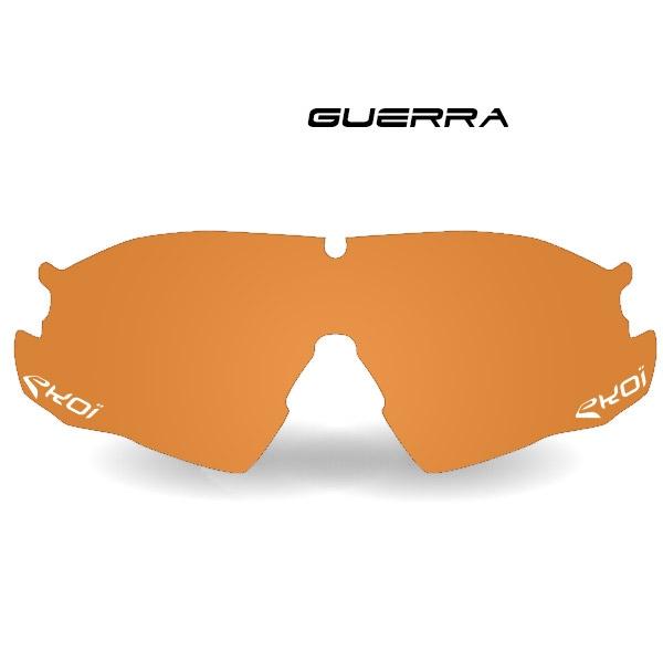 Verre GUERRA Orange Cat-1