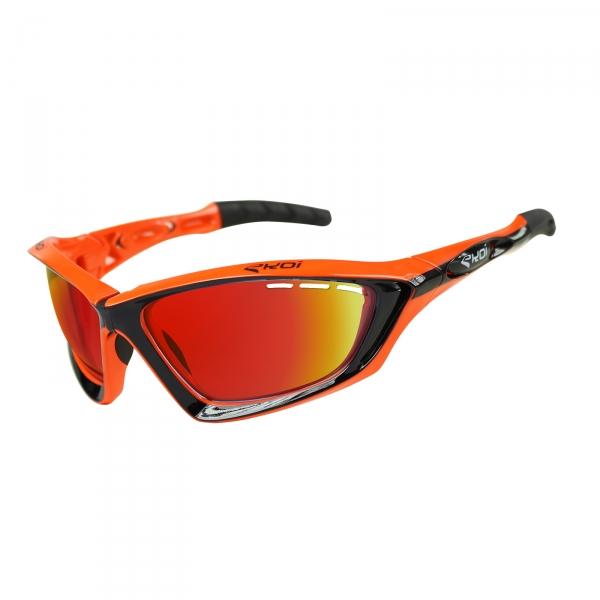 Fit First EKOI LTD Nero Arancione Revo Rosso