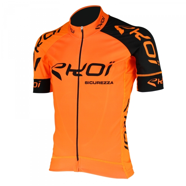 Maillot EKOI SICUREZZA 2 Orange fluo
