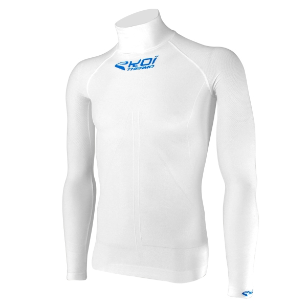 Top EKOI ML Tech 4 Collo alto bianco