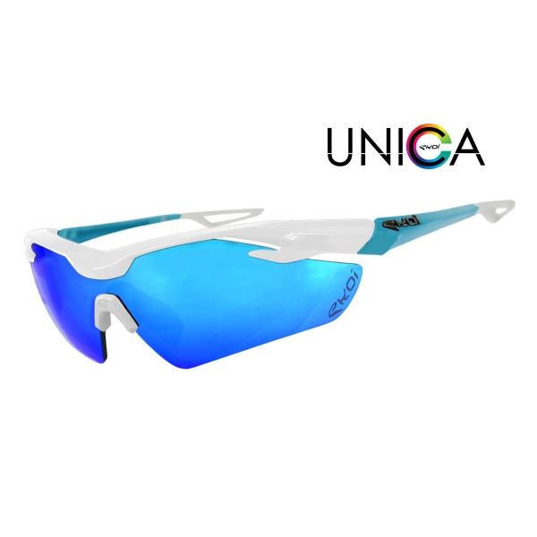 UNICA EKOI LTD Blanc Bleu Revo Bleu