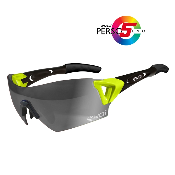 Persoevo5 EKOI LTD Jaune Noir mat PH Cat1-2