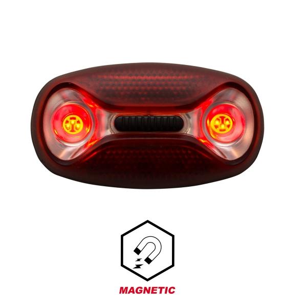 Eclairage LED magnétique EKOI Rouge