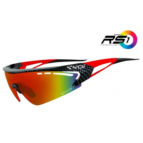 RS1 EKOI LTD Carbone Rouge Revo Rouge