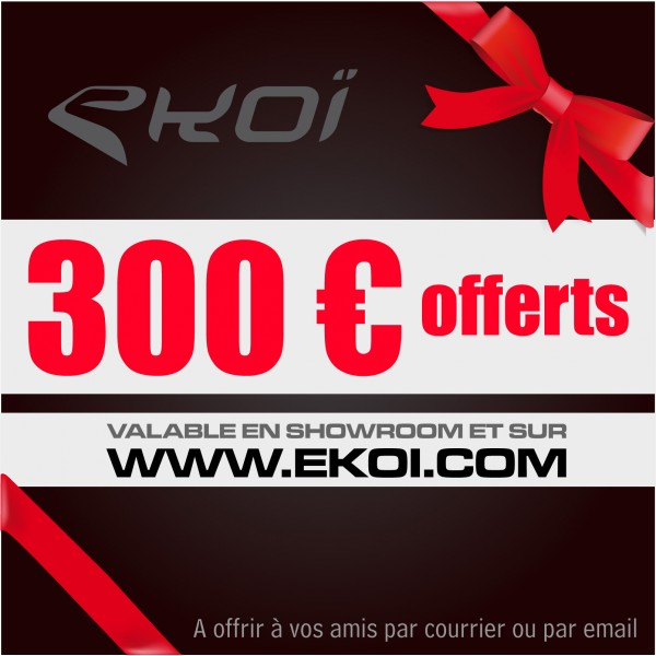 BUONO REGALO 300 euro