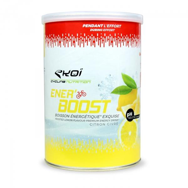 Ener'Boost limone gelato