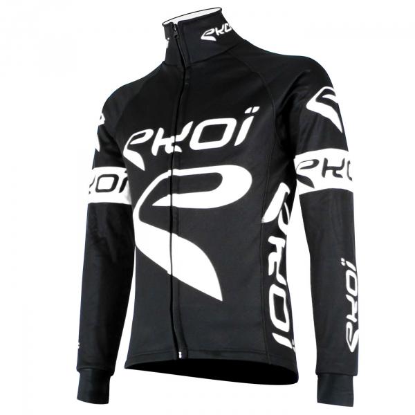 Veste thermique EKOI Team Noir Blanc