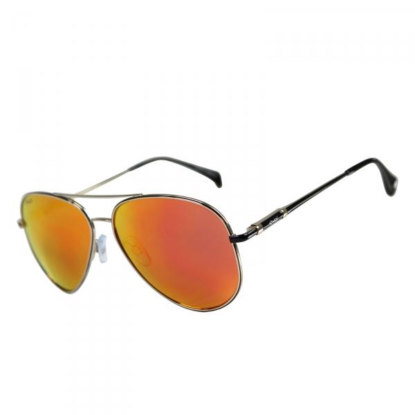 Occhiali EKOI SUN nero arancione