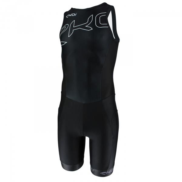 Combinaison triathlon EKOI Black