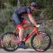Pantaloncino EKOI Carbon Fiber 2 Proteam Rosso