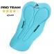 Pantaloncino EKOI Carbon Fiber 2 Proteam Verde Fluo