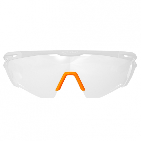 Persoevo9 nez Orange fluo