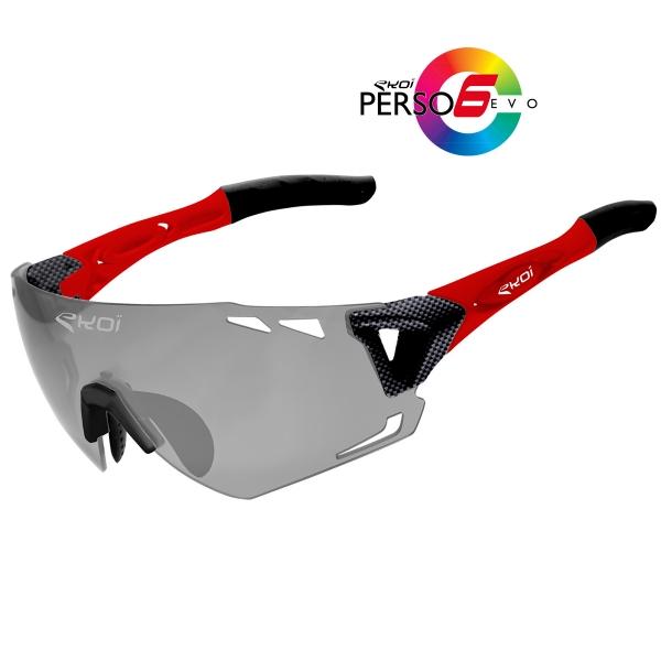 Persoevo6 EKOI LTD Carbon Rouge PH Cat1-2